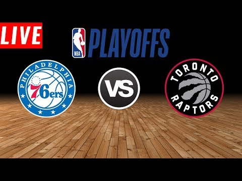 NBA PLAYOFFS: Philadelphia 76ers Vs Toronto Raptors  | Live Play By Play & Reactions (Game 5)