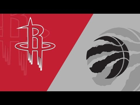 Toronto Raptors Vs Houston Rockets | Live Reaction
