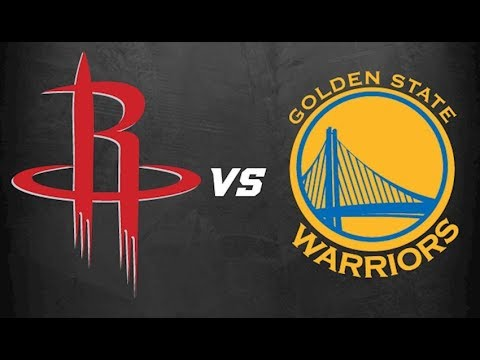 Houston Rockets Vs Golden State Warriors | Live Play By Play & Reactions (Game 1)