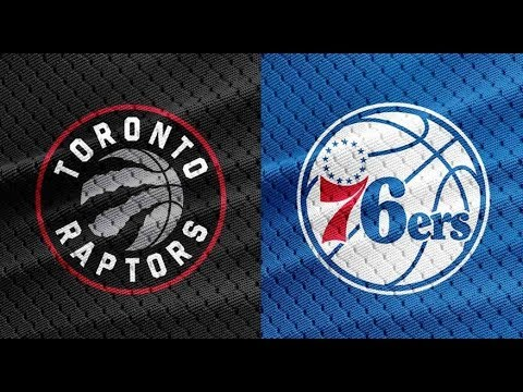 NBA STREAM : Toronto Raptors Vs Philadelphia 76ers | Live Reactions & Play By Play
