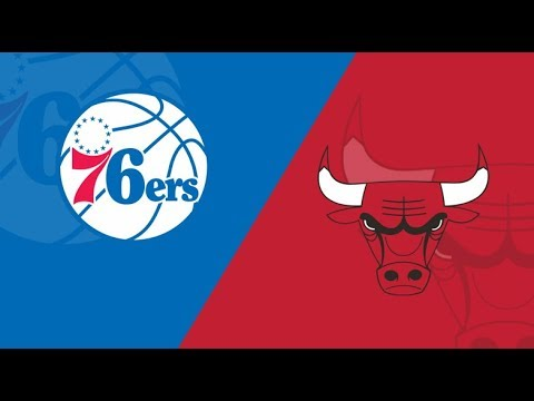 NBA STREAM: Philadelphia 76ers  Vs Chicago Bulls   | Live Play By Play & Reactions
