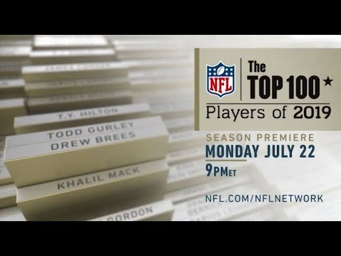 NFL TOP 100 PLAYERS OF 2019 REACTION !