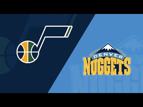 NBA STREAM: Utah Jazz Vs Denver Nuggets  | Live Play By Play & Reactions