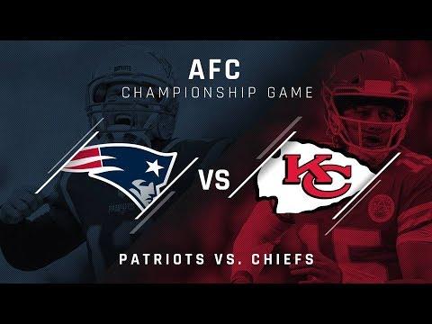 New England Patriots Vs Kansas City Chiefs  | Live Reaction