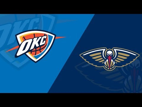 NBA STREAM: Oklahoma City Thunder Vs New Orleans Pelicans | Live Reactions & Play By Play