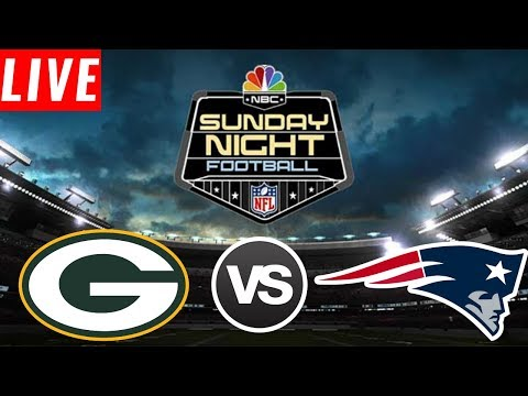 Green Bay Packers Vs New England Patriots Live Play-By-Play Reactions