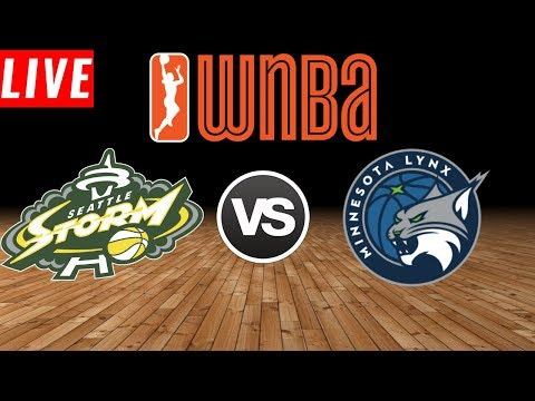 WNBA STREAM : Seattle Storm Vs Minnesota Lynx| Live Play By Play & Reactions