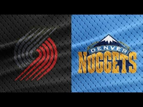 Portland Trailblazers Vs Denver Nuggets | Live Play By Play & Reactions (Game 1)