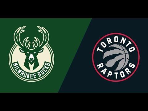 NBA Stream: Milwakuee Bucks VsToronto Raptors  | Live Reactions
