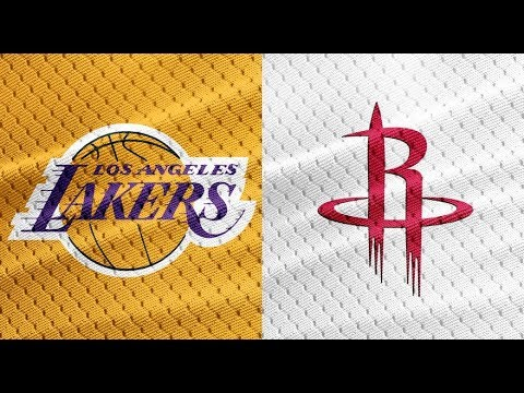 Los Angeles Lakers Vs Houston Rockets | 4th Qtr Live Reaction
