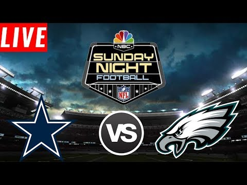 Dallas Cowboys Vs Philadelphia Eagles  Live Play-By-Play Reactions