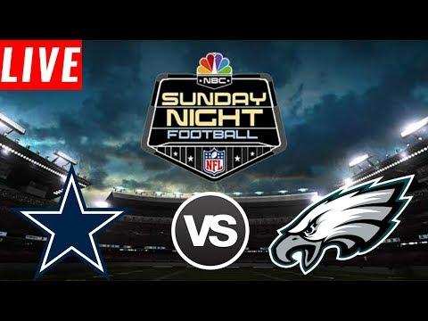 Dallas Cowboys Vs Philadelphia Eagles  Live Play-By-Play Reactions