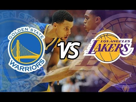 Golden State Warriors  Vs Los Angeles Lakers  | Live Reaction