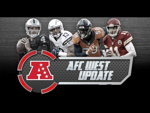 4 Reasons Why The Oakland Raiders Will Contend In The AFC West