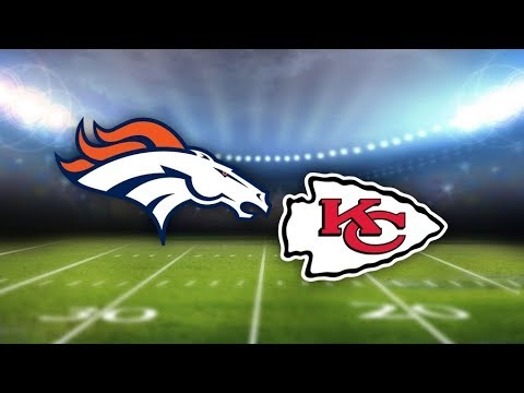 Kansas City Chiefs Vs Denver Broncos| MNF Live Post Game Recap!