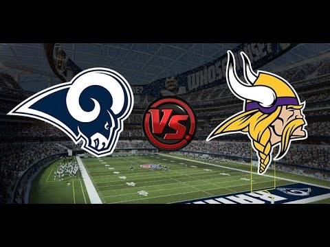 Minnesota Vikings Vs Los Angeles Rams Live Post Game Recap!