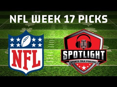NFL Week 17 Picks