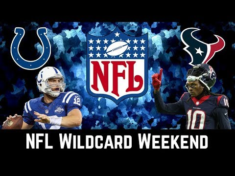 Indianapolis Colts Vs Houston Texans AFC Wild Card Prediction