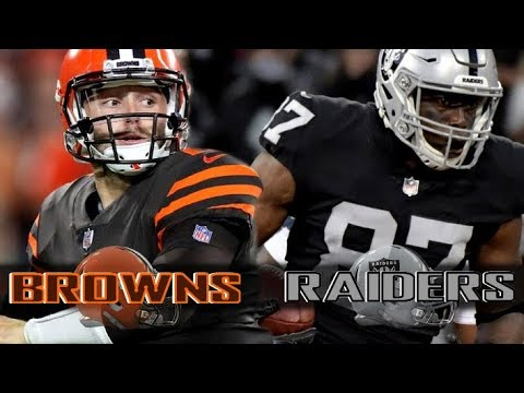 The RaiderNation Podcast Ep.1 |Oakland Raiders Vs Cleveland Browns Recap|