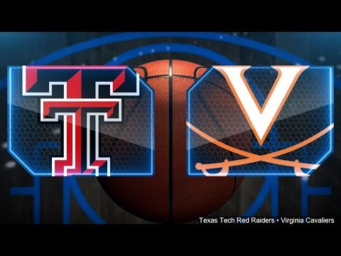 NCAA STREAM : Texas Tech Vs Virginia OVERTIME | Live Play By Play Reactions