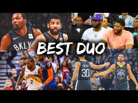 Top 10 NBA Duo's List  With JD Of Rumboyz Central