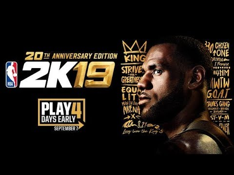 NBA 2K19 MY CAREER LIVE STREAM
