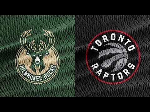 NBA PLAYOFFS : Milwaukee Bucks Vs Toronto Raptors | Live Play By Play & Reactions (Game 3)