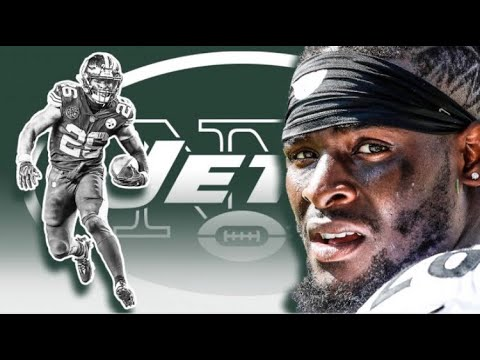 NY Jets Signed Le'Veon Bell 4-Years 52.5M