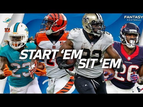 TOP 5 QB'S & RB'S TO START IN NFL WEEK 4 FANTASY