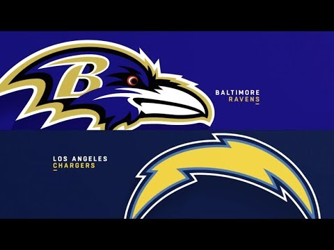 Los Angeles Chargers Vs Balitmore Ravens AFC  Wildcard Prediction