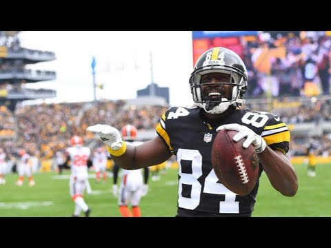 BREAKING NEWS ANTONIO BROWN TRADED TO THE BILLS !!!