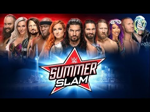 WWE SummerSlam 2019 Predictions & Winners