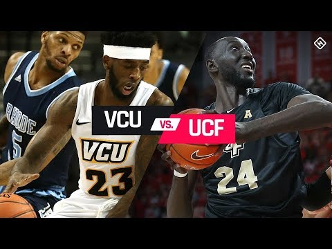 NCAA STREAM: #9 UCF Knights Vs #8 VCU Rams | Live Play By Play & Live Reactions