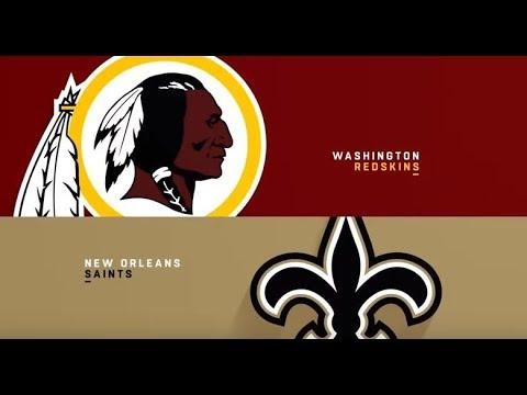 Washington Redskins Vs New Orleans Saints | MNF Live Post Game Recap!