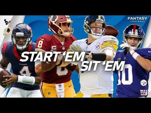 Top 5 QB'S To Start In NFL Week 6 Fantasy Lineups