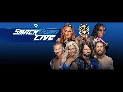 WWE SmackDown live | Live Reaction