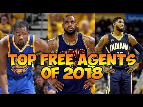 NBA FREE AGENT FRENZY 2018