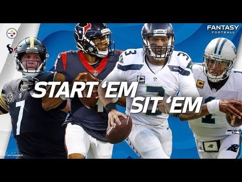 Top 5 QB'S To Start In Week 5