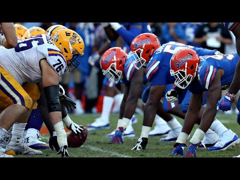 LSU Tigers vs Florida Gators Live Stream Play By Play And Reaction