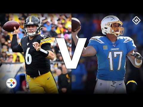 Sunday Night Football Steelers vs Chargers Live Stream Play By Play And Reaction