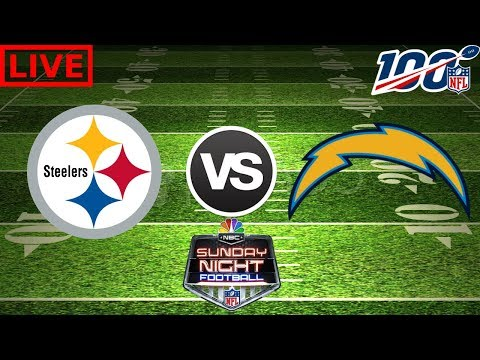 Pittsburg Steelers vs Los Angles Chargers | Live Play By Play & Reactions