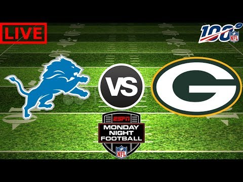Detroit Lions vs Green Bay Packers | Live Play By Play & Reactions