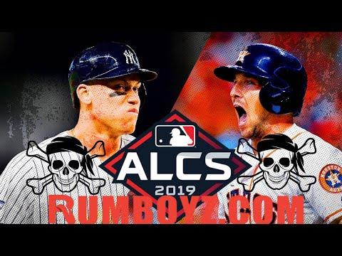 ALCS Game 3: Houston Astros vs New York Yankees