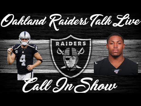 Oakland Raiders Talk Live Call In Show