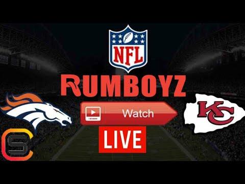 Thursday Night Football Kansas City Chiefs vs Denver Broncos #NFL #NFL100