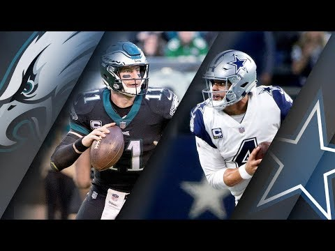 Philadelphia Eagles Vs Dallas Cowboys  | Live Play By Play & Reaction