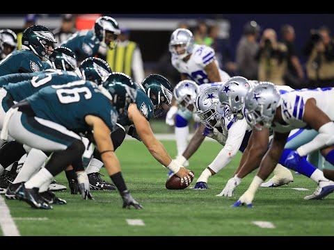 Sunday Night Football Eagles vs Cowboys Live Stream Play By Play And Reaction