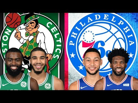NBA STREAM: Boston Celtics  Vs Philadelphia 76ers | Live Play-ByPlay Reactions