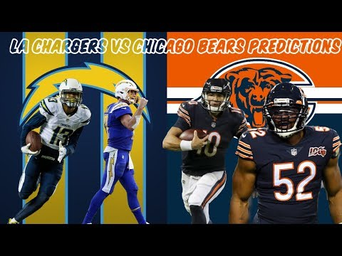 Malcgoolie  Chicago Bears Vs Los Angeles Chargers Game Predictions