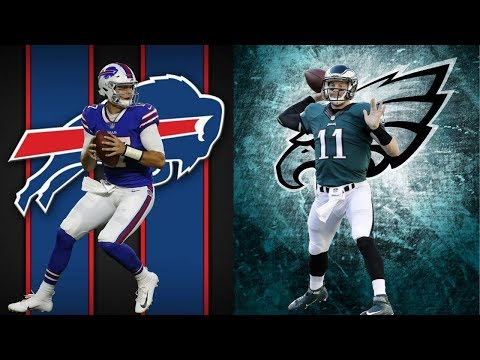 Key In The Building Talks Eagles Vs Bills Preview, Rumors Trades & More